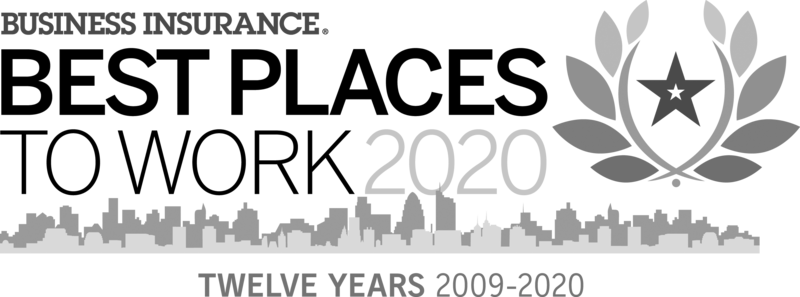 Lockton named a Best Place to Work for a decade