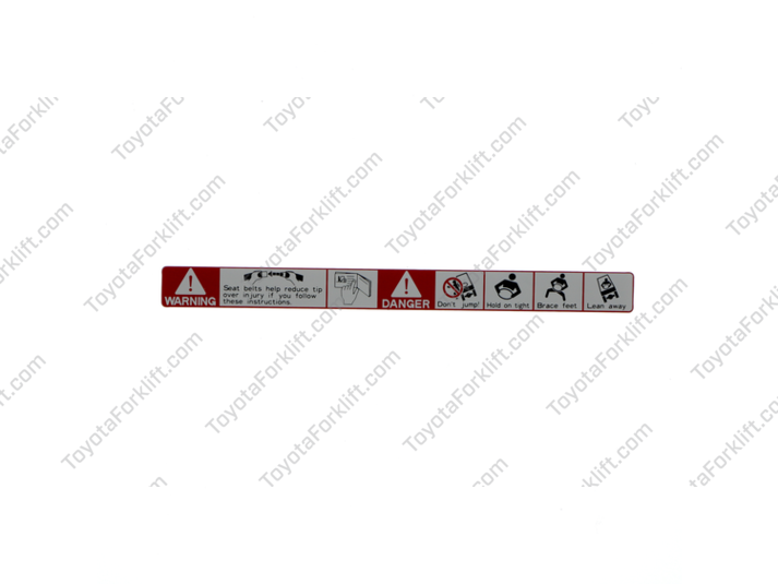 ORS Indicator Plate