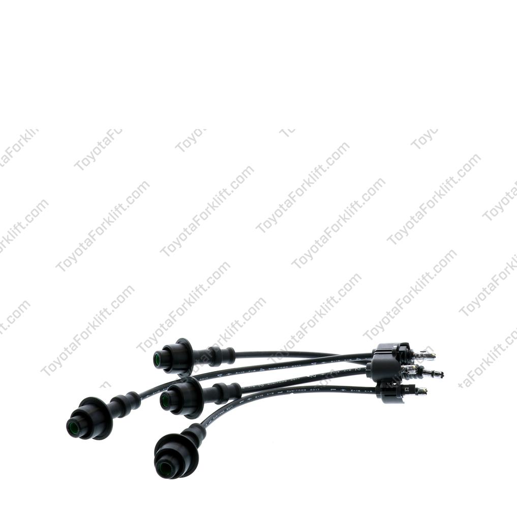 Coil & Plug Cord Set with Resistive