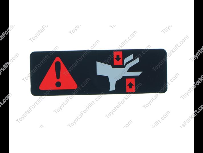 Caution Plate