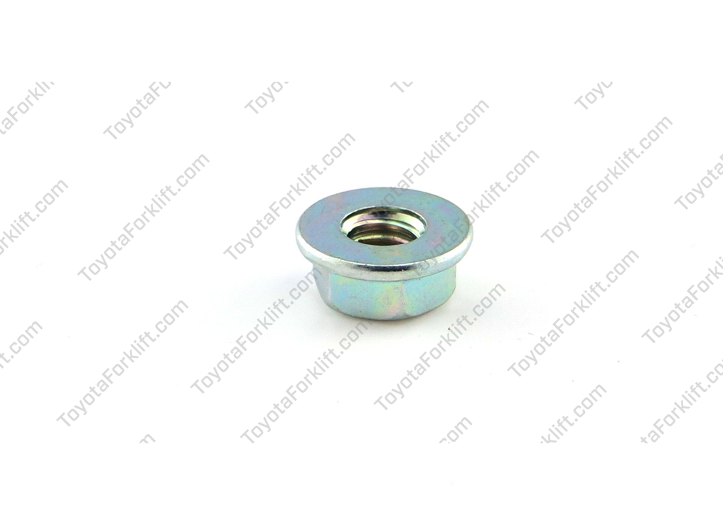 Wiring & Clamp Flange Nut