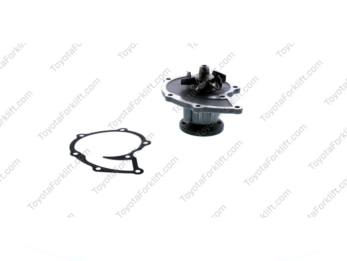 Water Pump Cover Assembly Kit for 4Y Engine