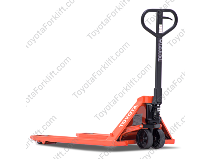 Hand Pallet Jack with Poly Wheels
