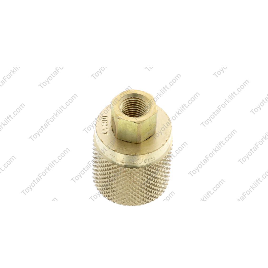 LPG Coupling Assembly