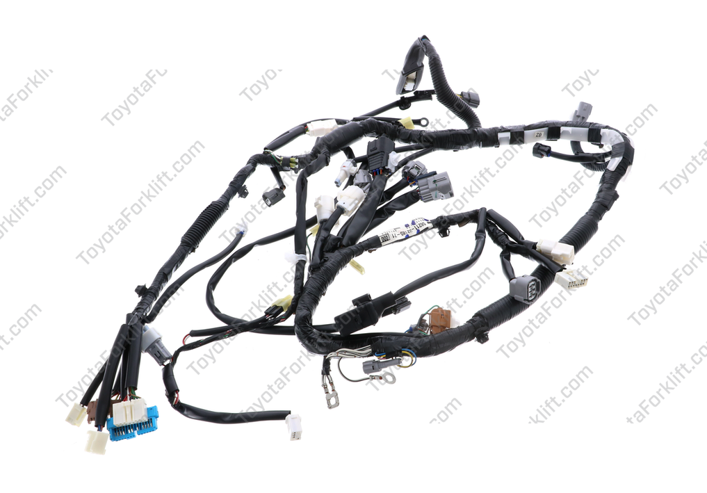 HARNESS S/A, FRONT