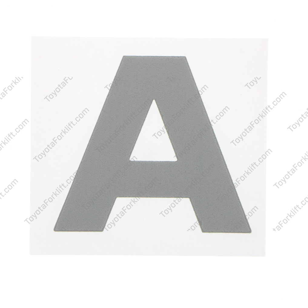 "Mark ""A"" Replacement Sticker"