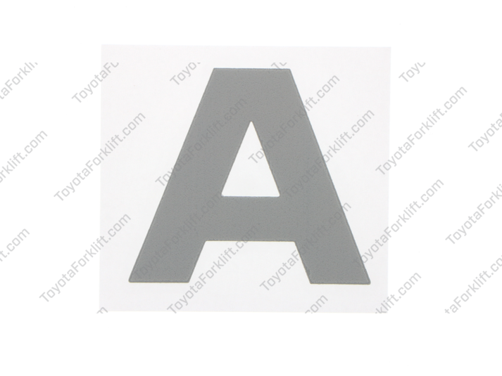 "Mark ""A"" Replacement Sticker"