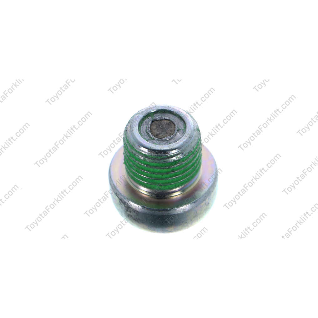 Plug with Magnet for Front Axle Shaft