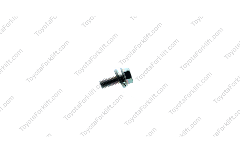 Flange Bolt with Washer