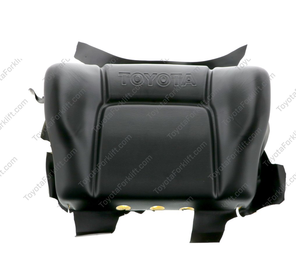 Back Cushion Assembly for Drivers Seat