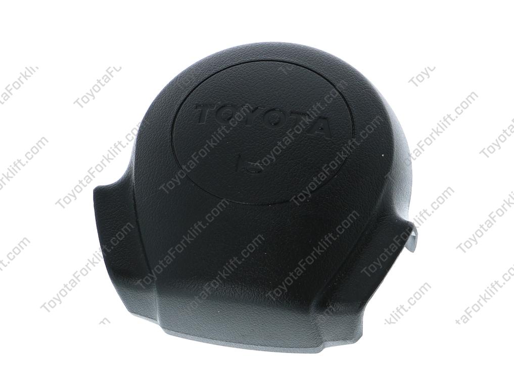 Steering Wheel Knob Pad