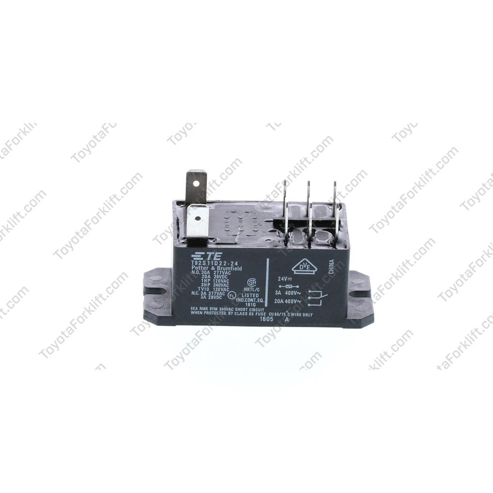 Sealed Relay Plug