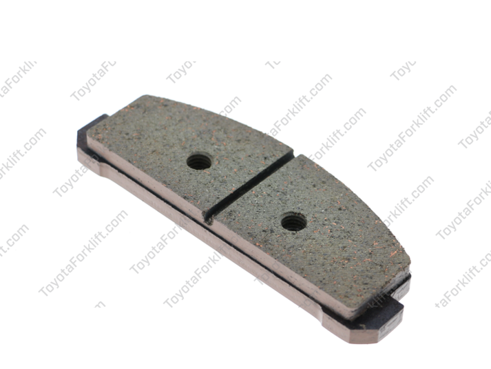 Disc Brake Pad Assembly #1