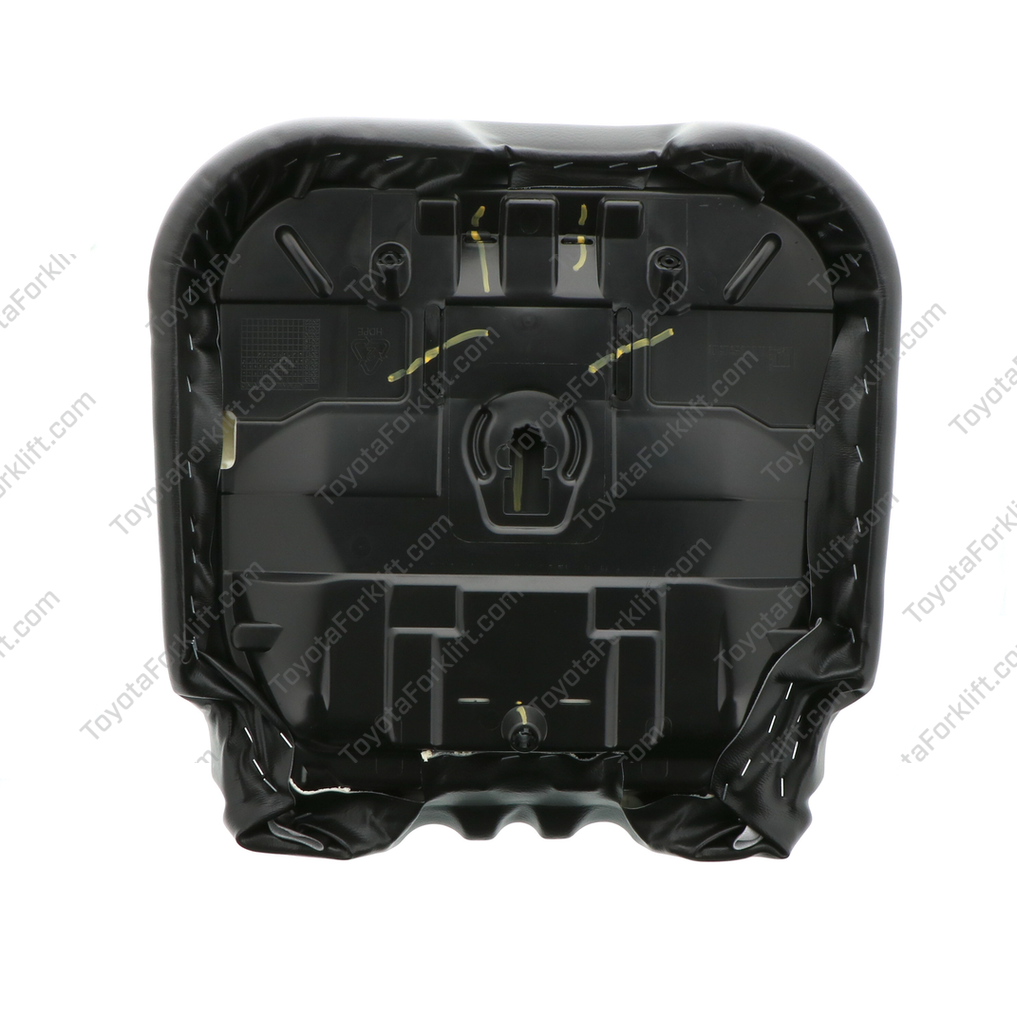 Lower Vinyl Cushion Assembly for Drivers Seat