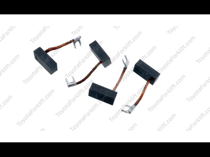 Set of 4 Power Steering Motor Brush Kit