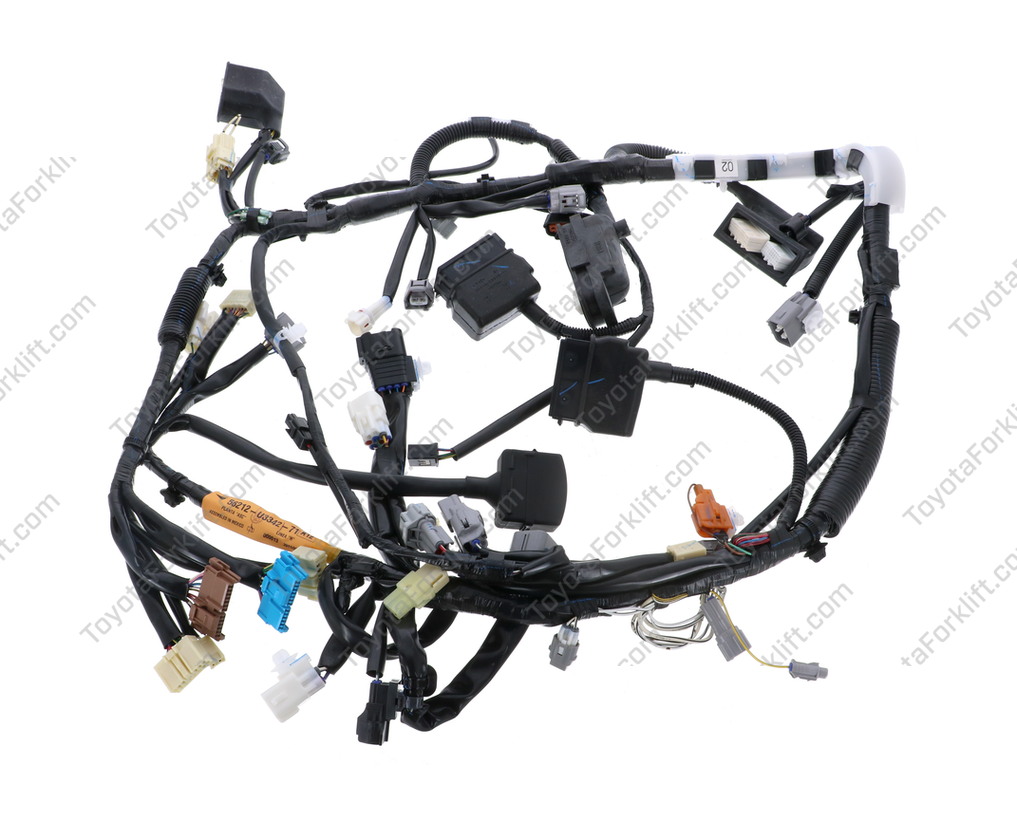 Front Wire Harness Assembly