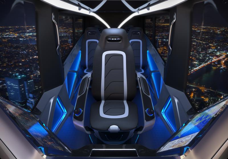 BellNexus-Interior