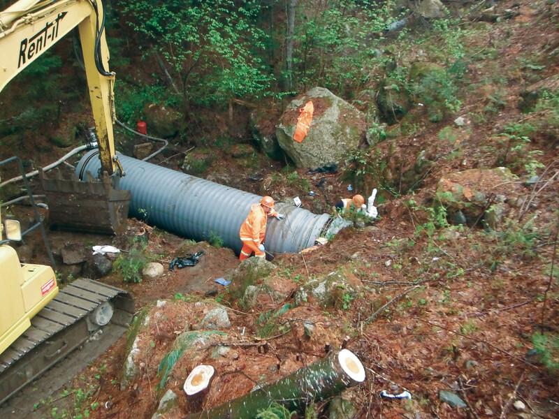 SaniTite HP Triple Wall Deep Burial
