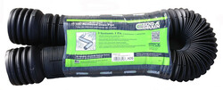 """Bend-A-Drain 4"""" x 12' Perforated Pipe"""