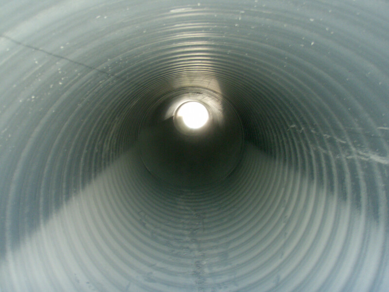HP Storm Pipe Interior Shot