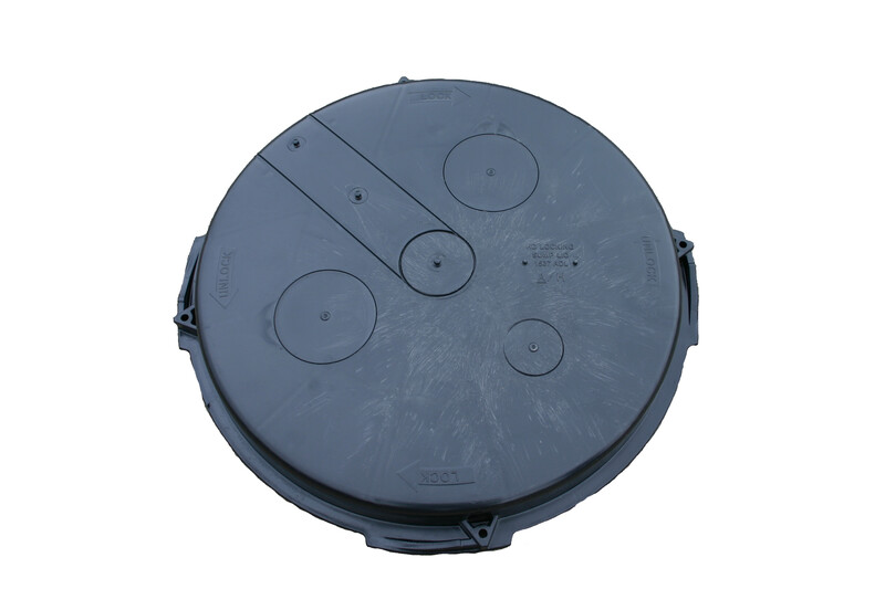 Locking Sump Lid