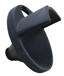 Barracuda Plastic Funnel