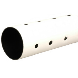 Smoothwall Two Hole Pipe