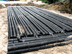 Septic Stack Large Bed