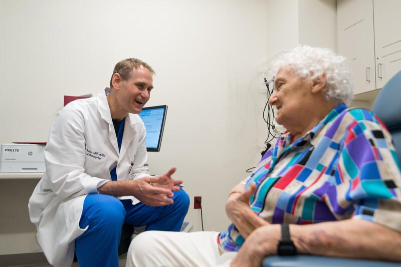Otolaryngology Clinic - Moakely