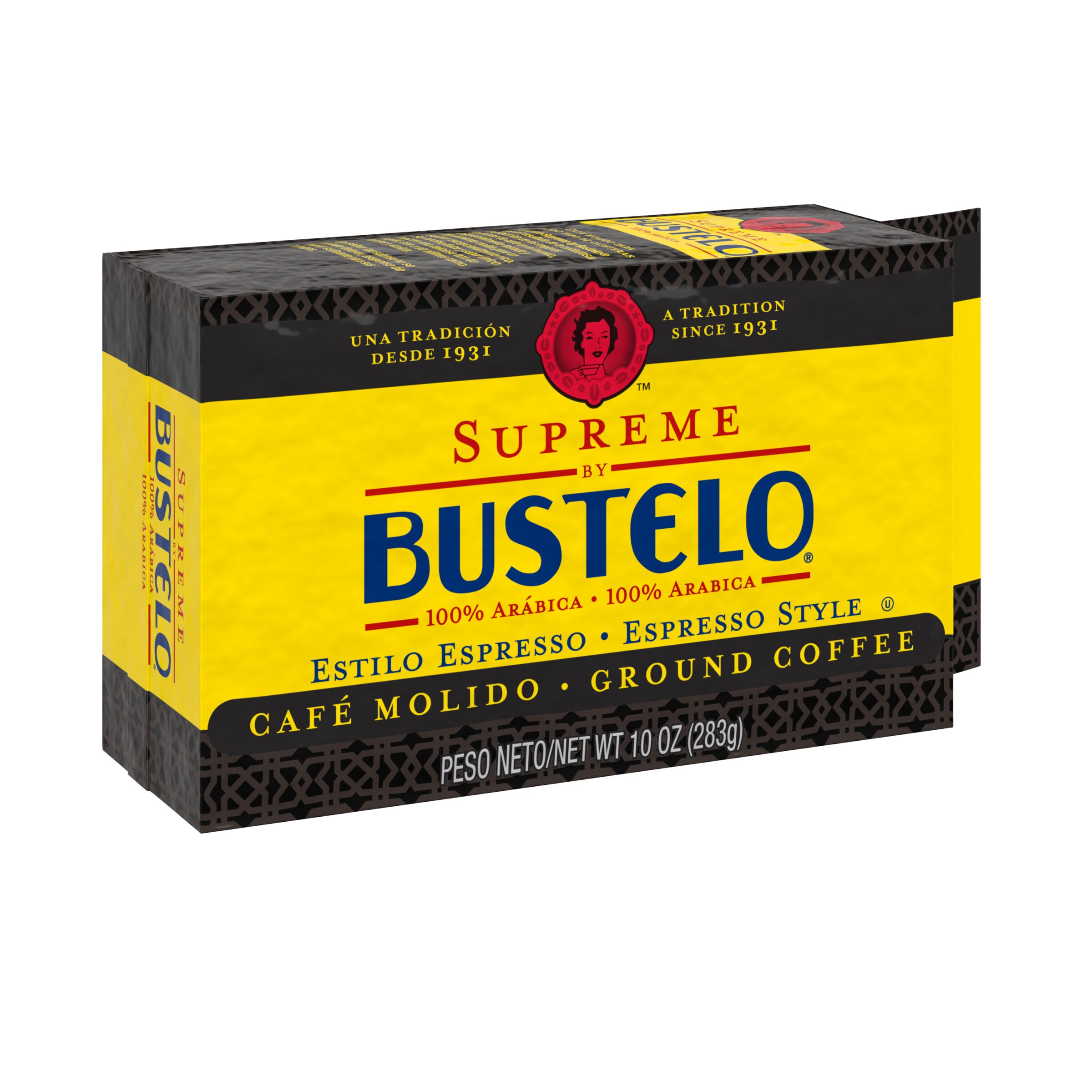 Cafe Bustelo Supreme by Bustelo Espresso Coffee