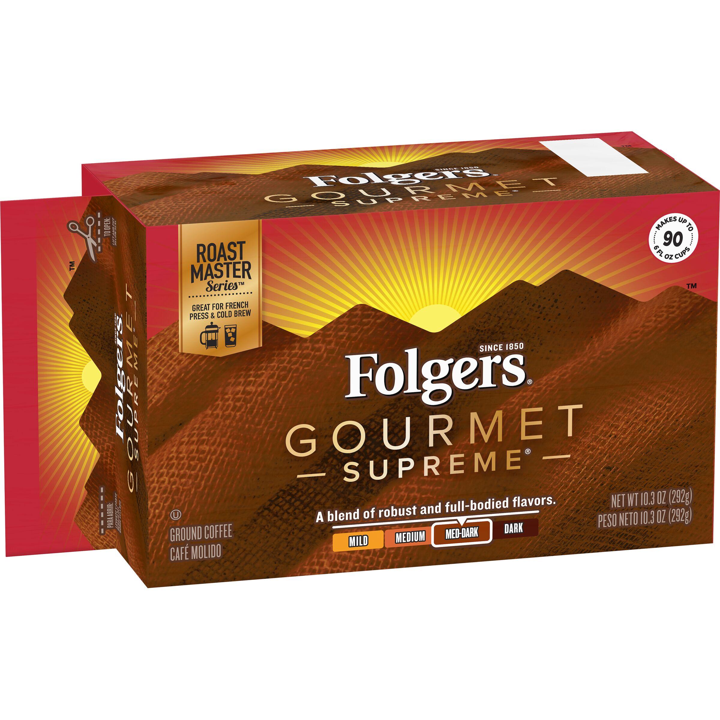 Folgers  Gourmet Supreme® Coffee