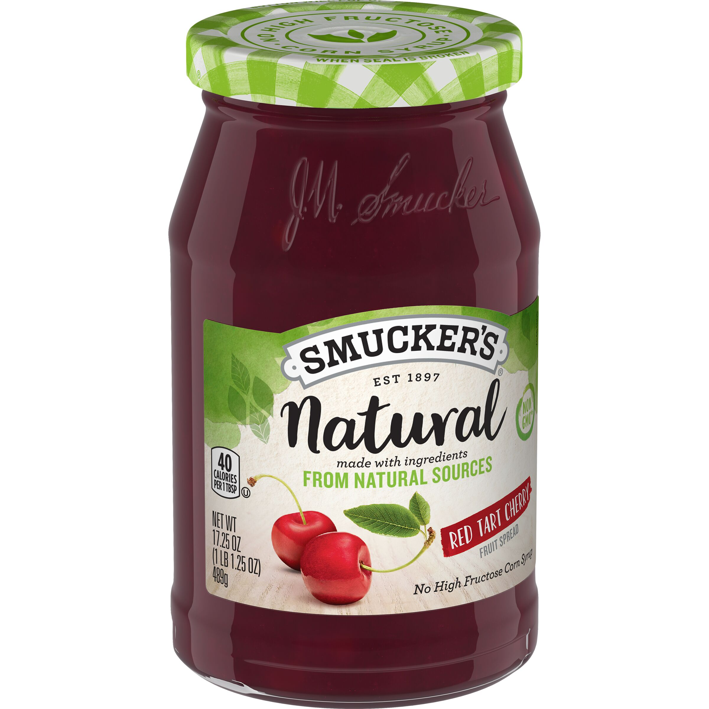 Smucker's<sup>®</sup> Natural Red Tart Cherry Fruit