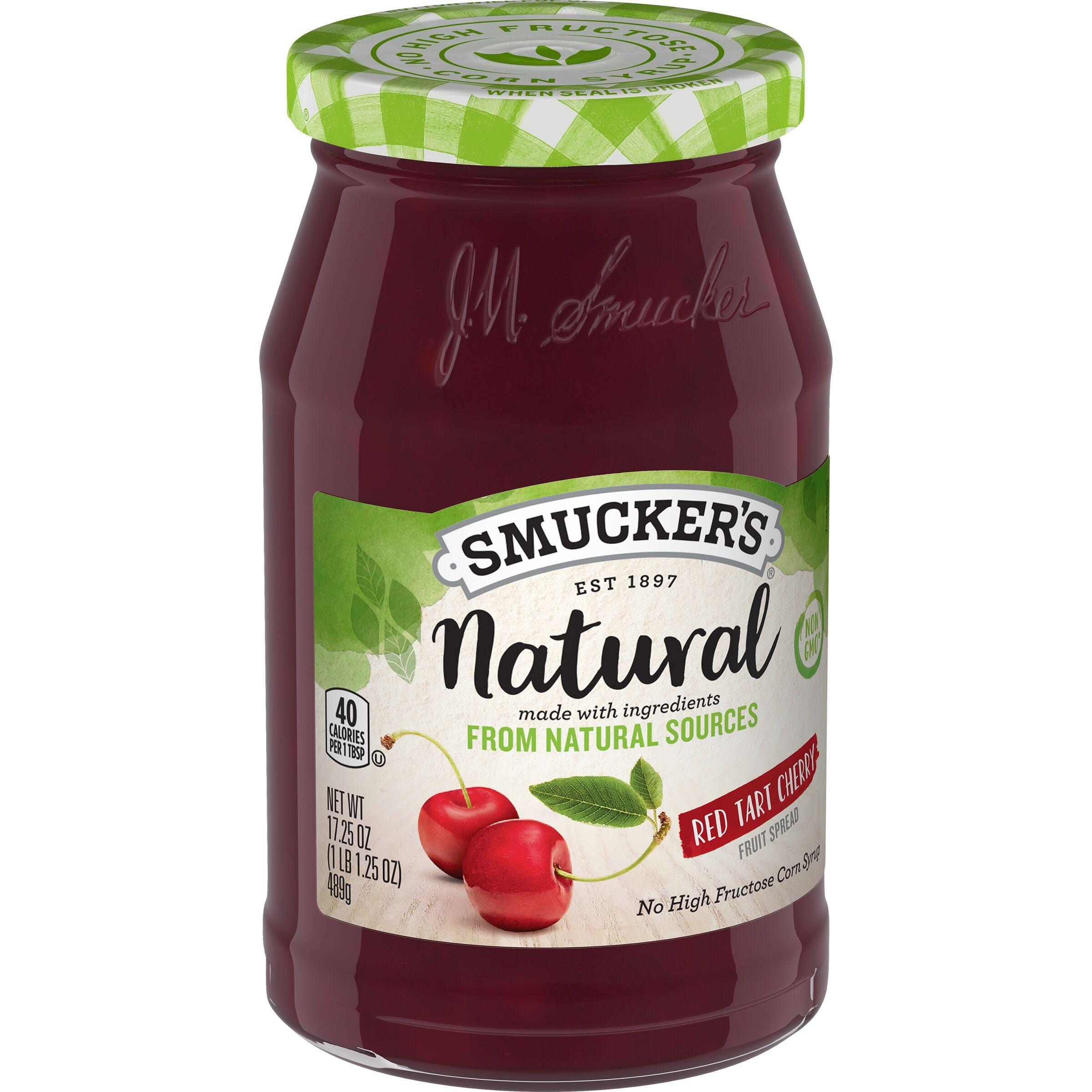 Smucker's Natural Red Tart Cherry Fruit