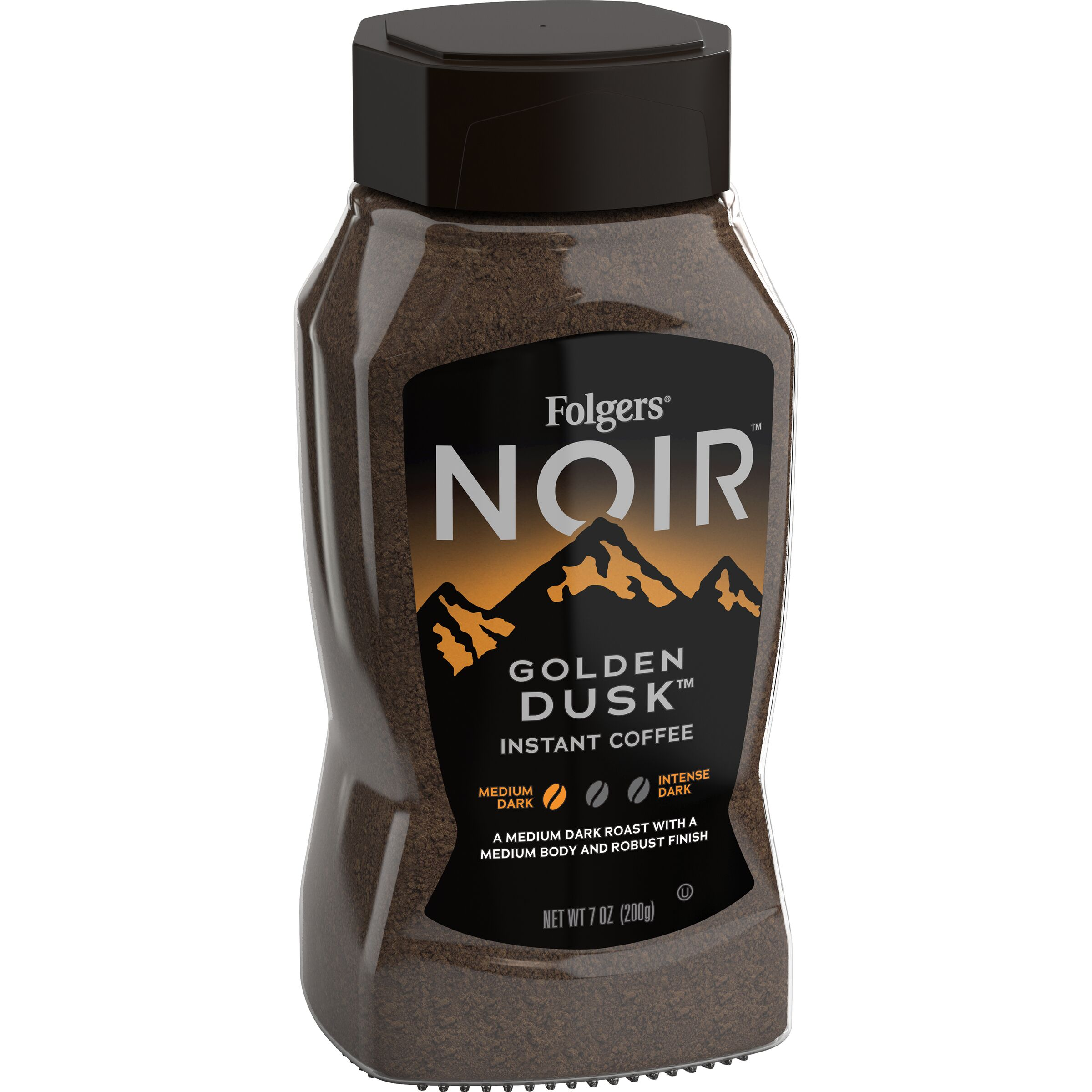 Folgers Noir Golden Dusk™ Instant Coffee