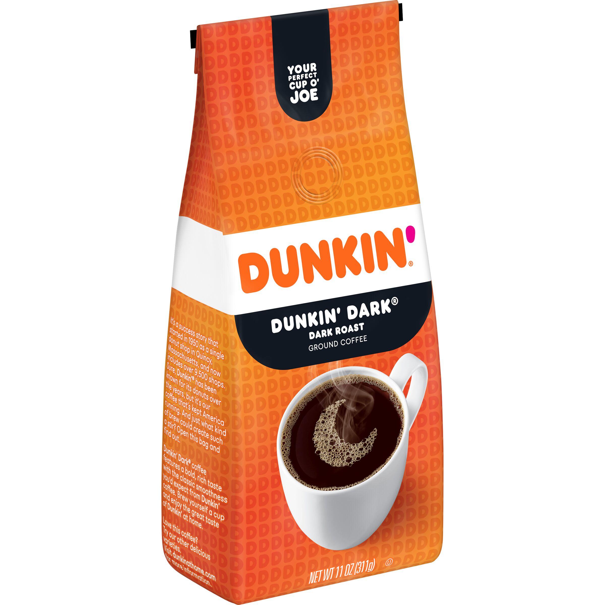 Dunkin'  Dunkin' Dark® Coffee
