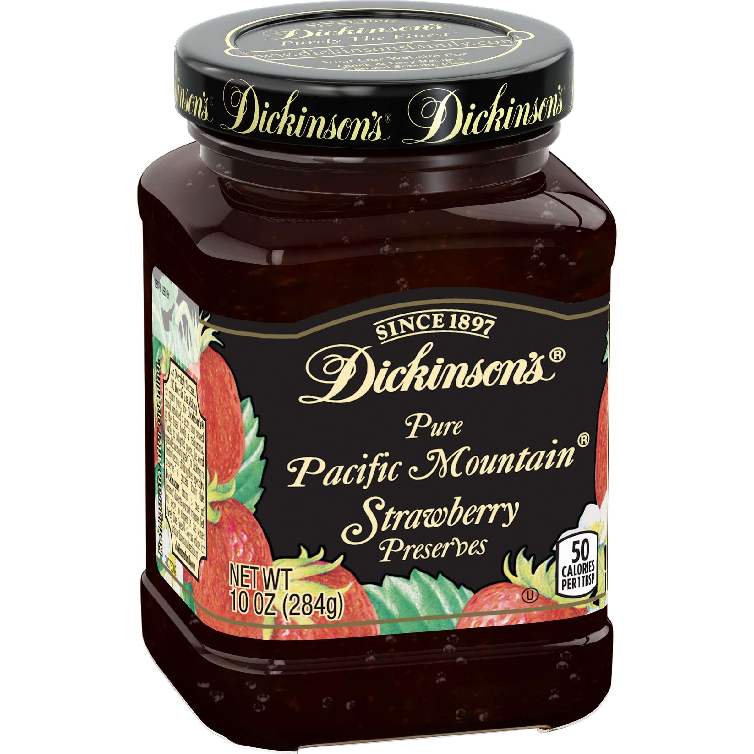 Dickinson's  Pacific Mountain® Strawberry Preserves