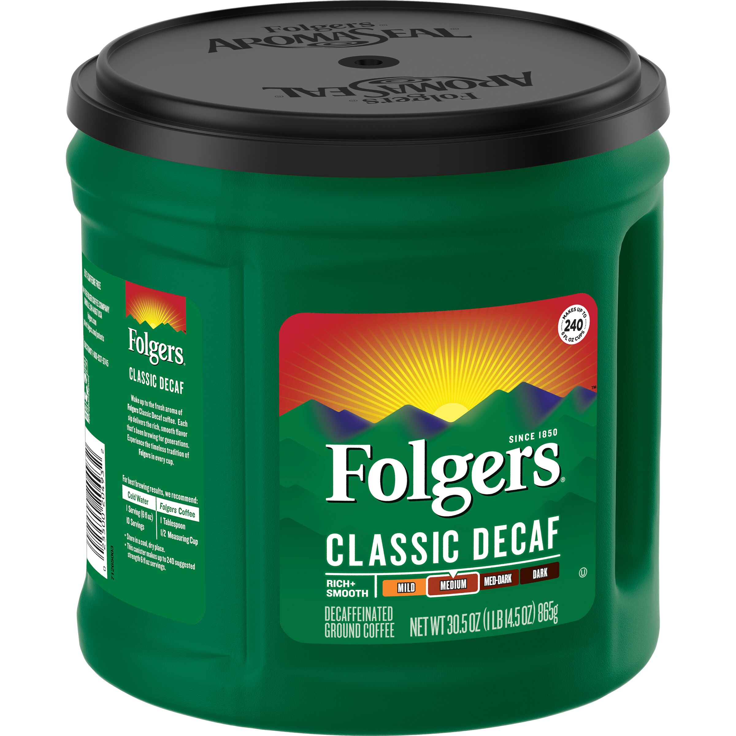 Folgers  Classic Decaf Coffee