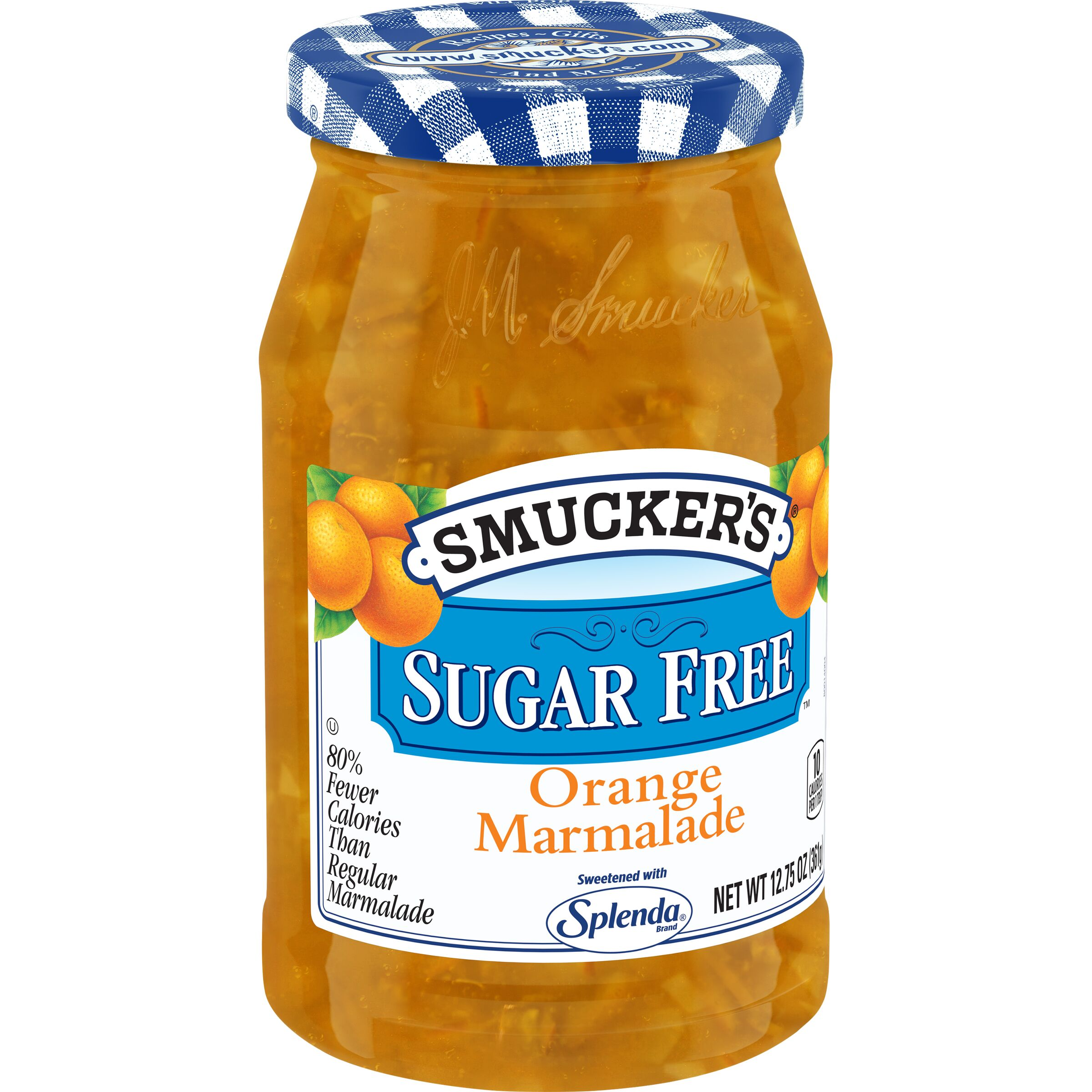 Smucker's SUGAR FREE Orange Marmalade with Splenda Brand Sweetener