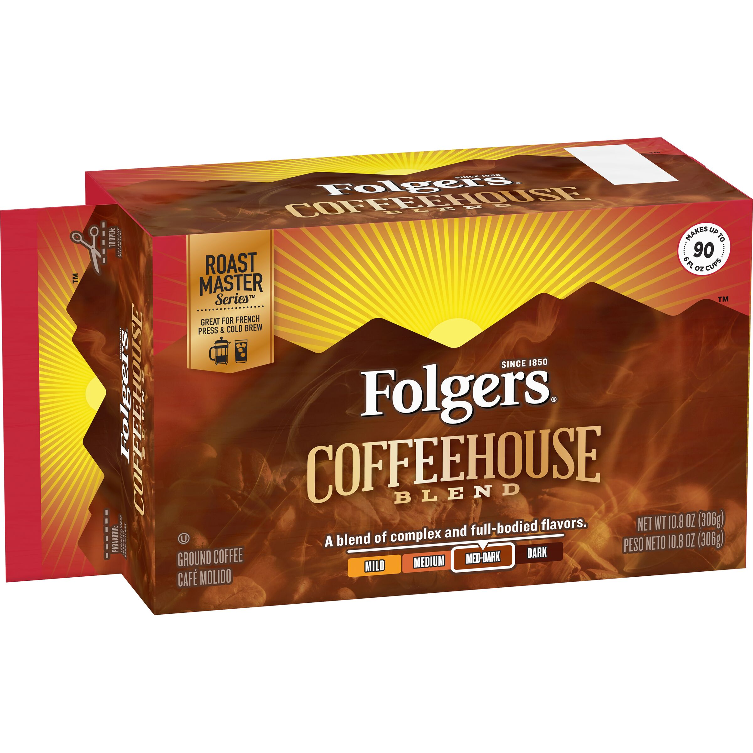 Folgers  Coffeehouse Blend Coffee