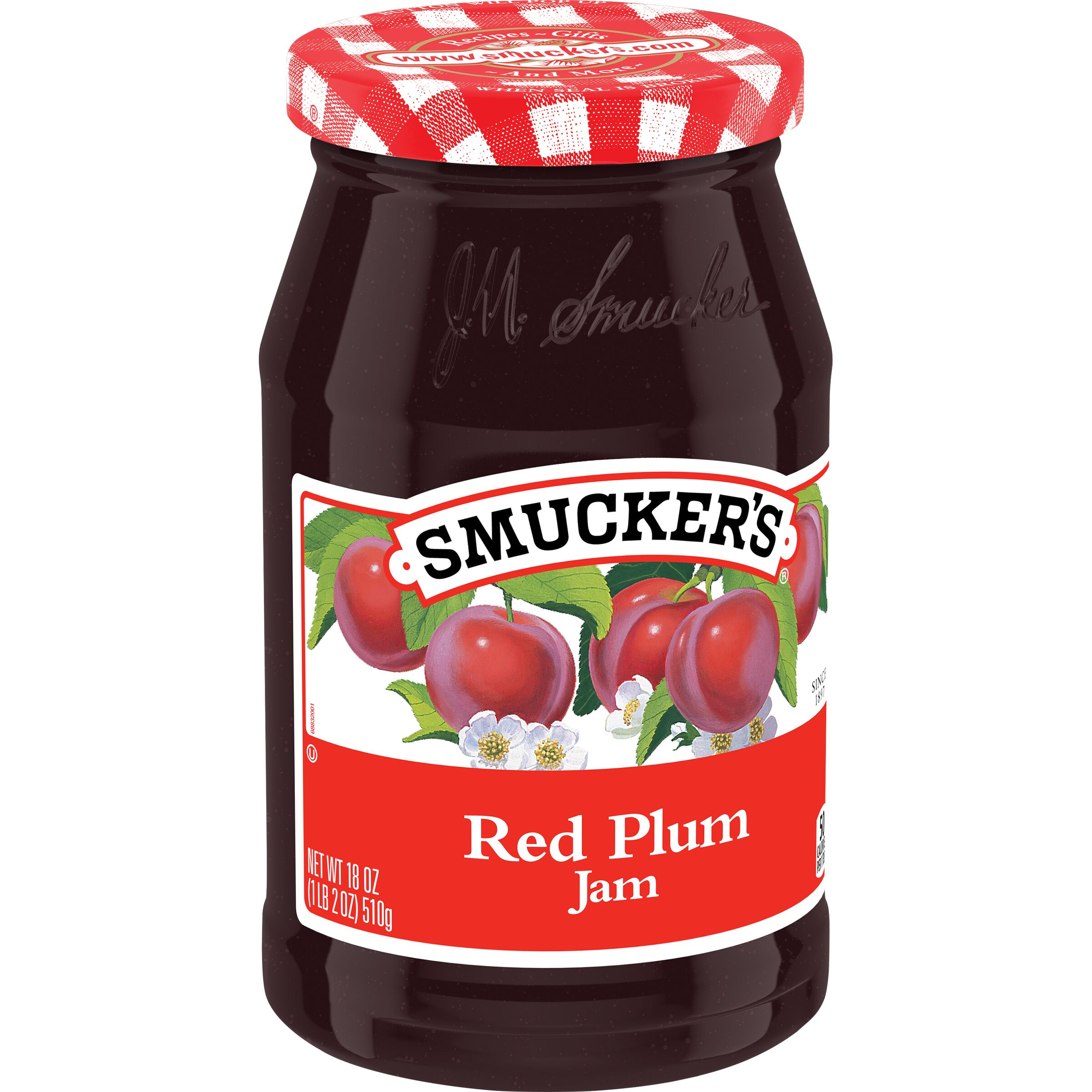 Smucker's<sup>®</sup>  Red Plum Jam