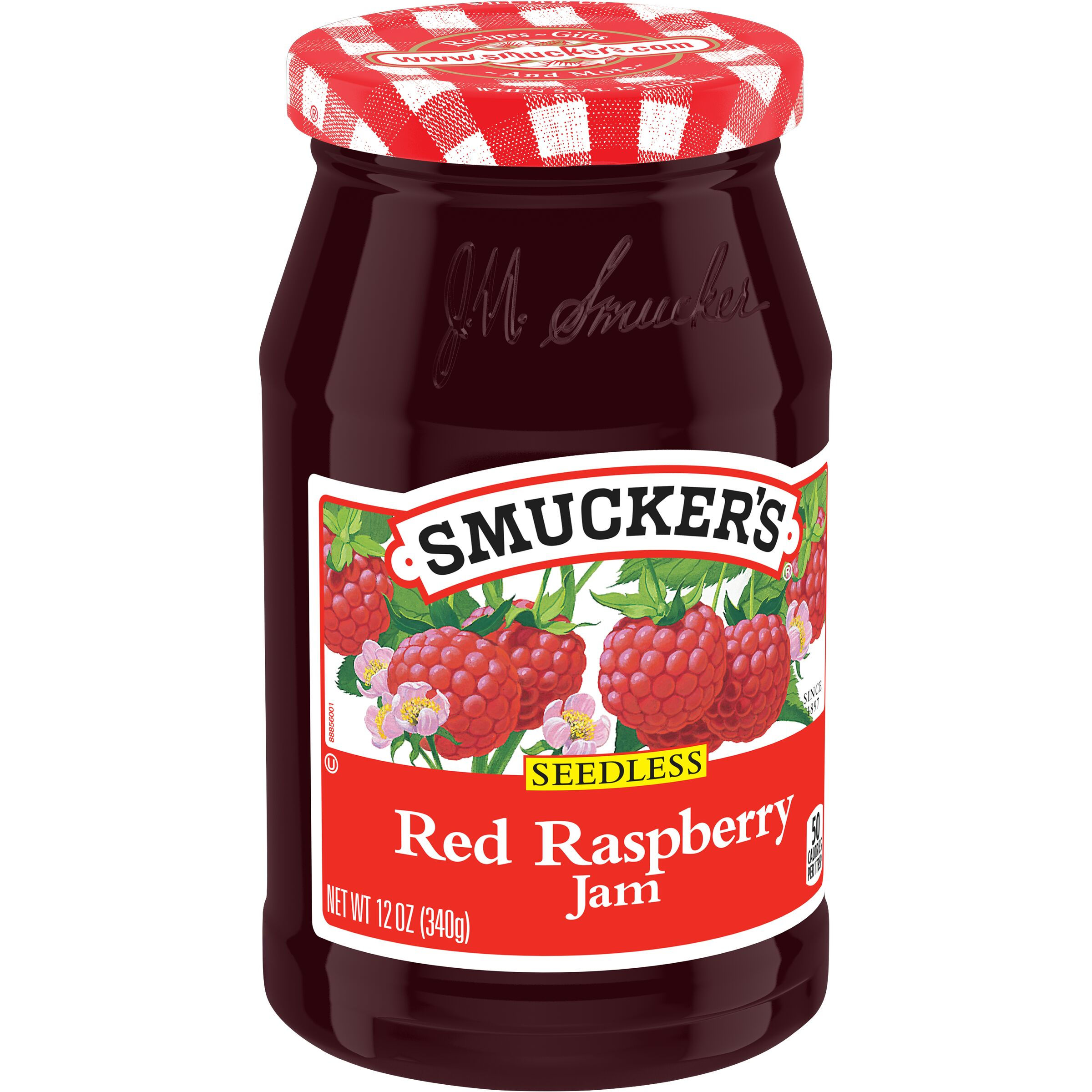 Smucker's  Seedless Red Raspberry Jam