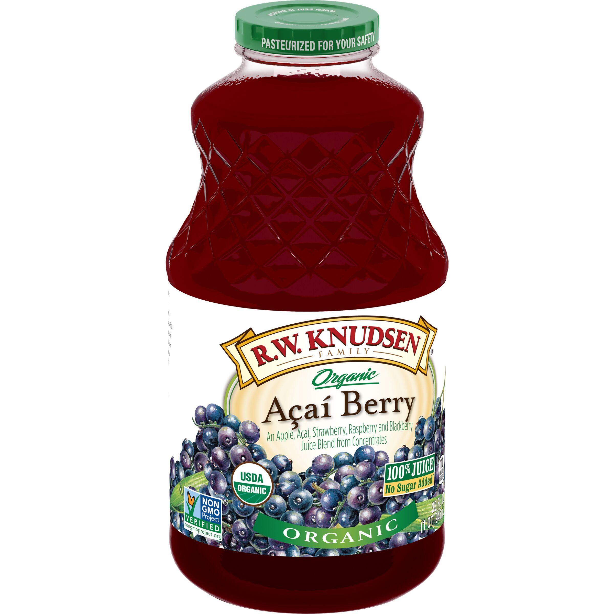 R.W. Knudsen Family  Organic Acai Berry Juice