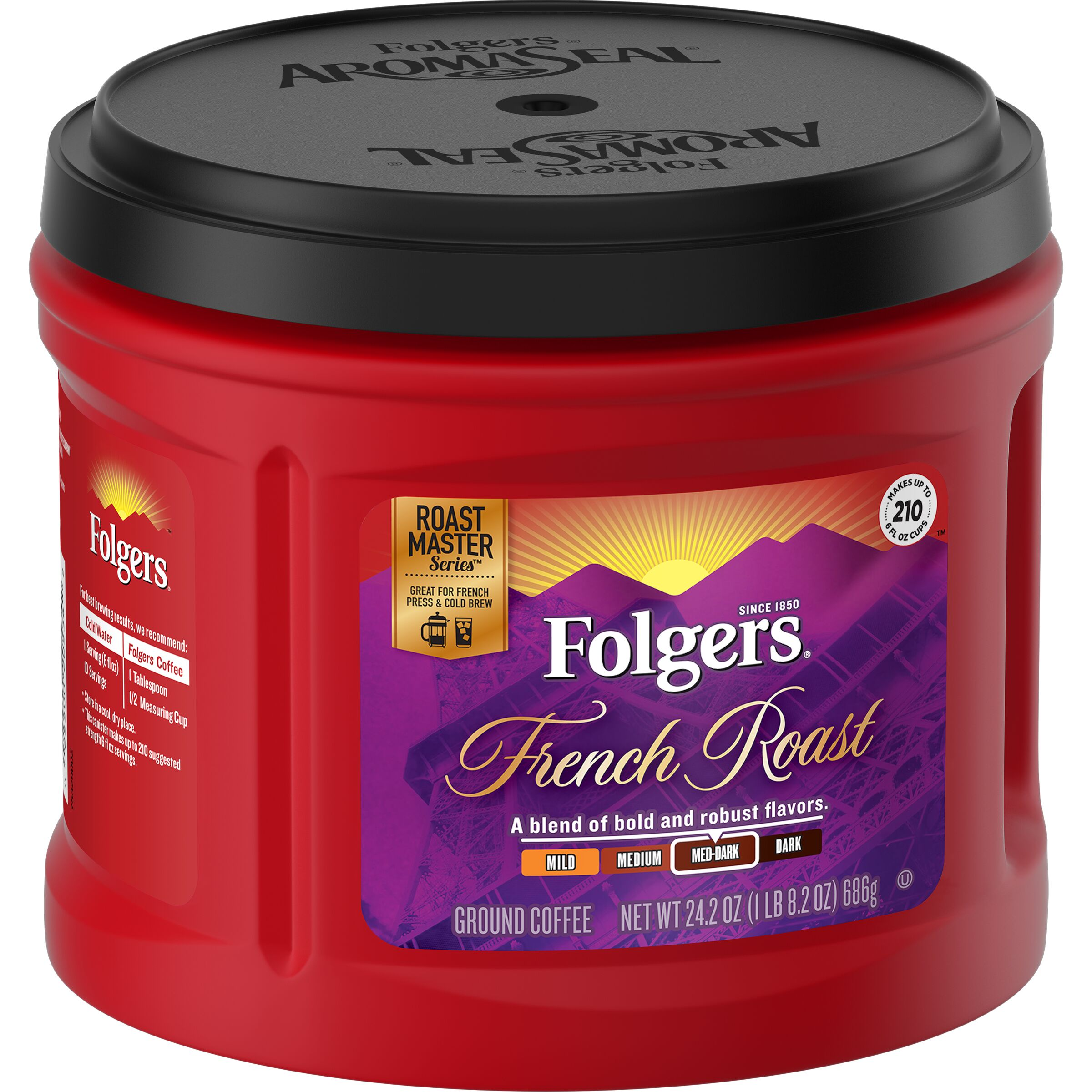 Folgers<sup>®</sup>  French Roast Coffee