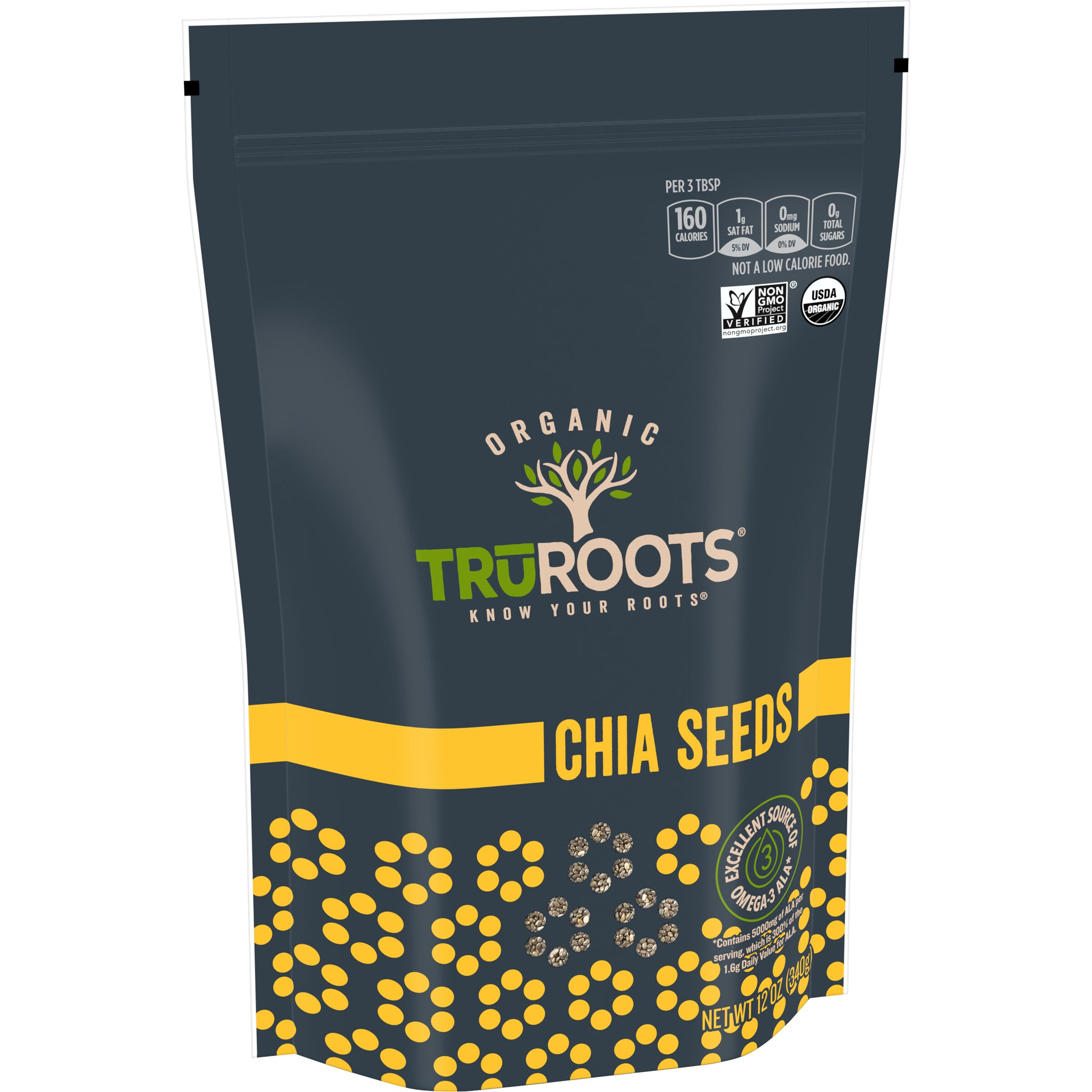 truRoots ORIGINALS Organic Chia Seeds