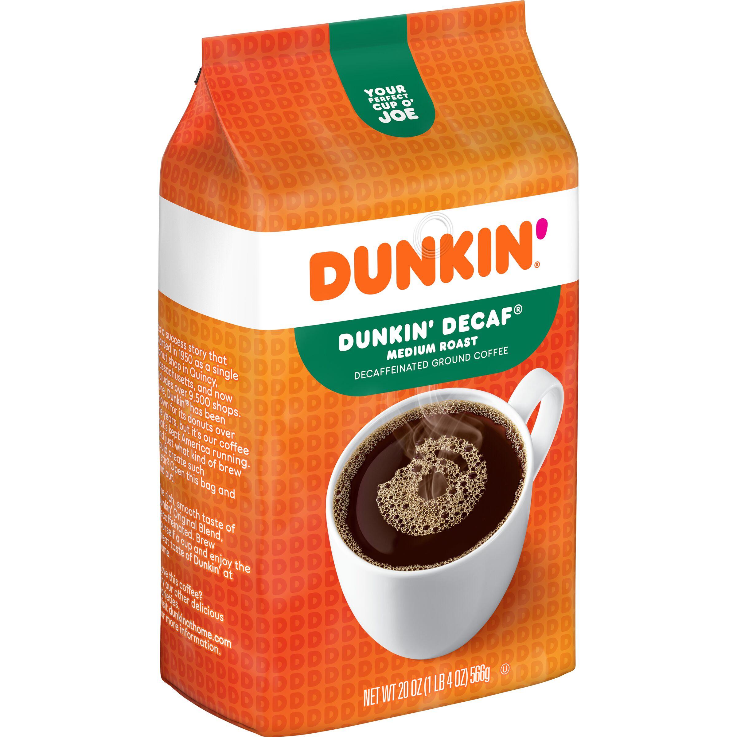 Dunkin'  Dunkin' Decaf® Coffee
