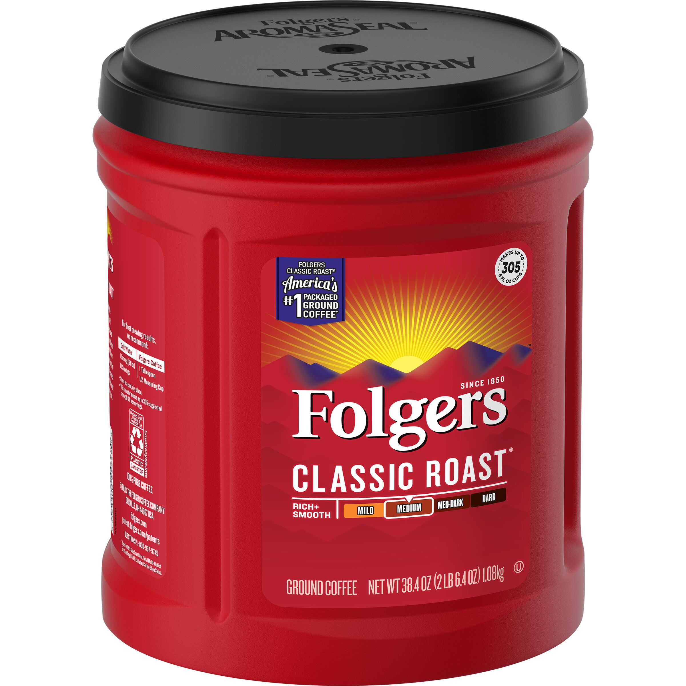 Folgers  Classic Roast® Coffee