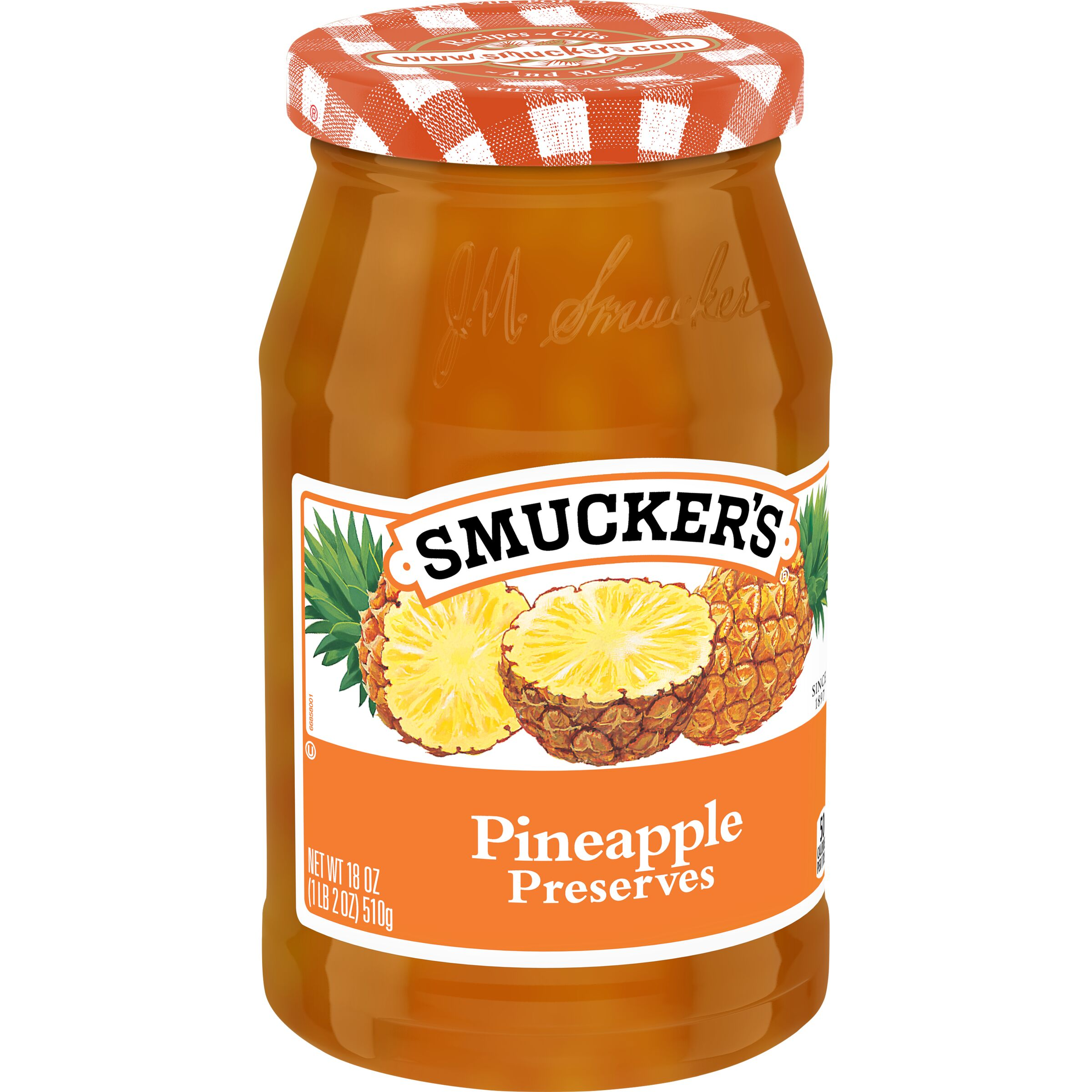 Smucker's<sup>®</sup>  Pineapple Preserves