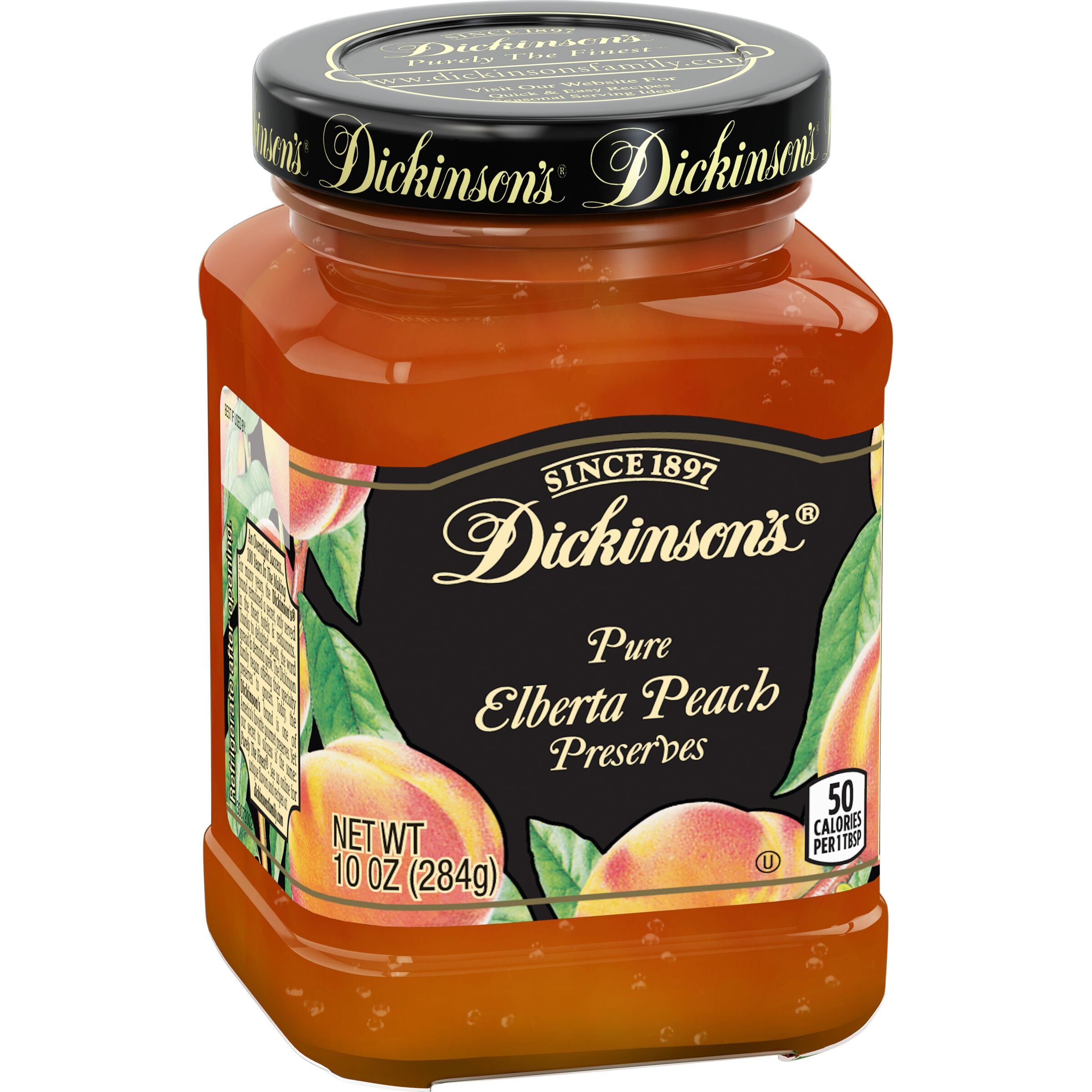 Dickinson's  Elberta Peach Preserves