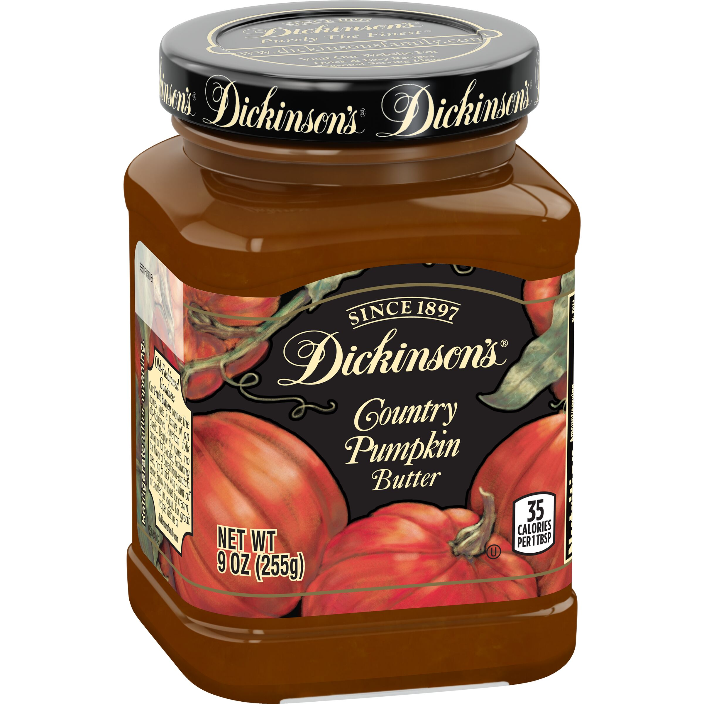 Dickinson's<sup>®</sup>  Country Pumpkin Butter