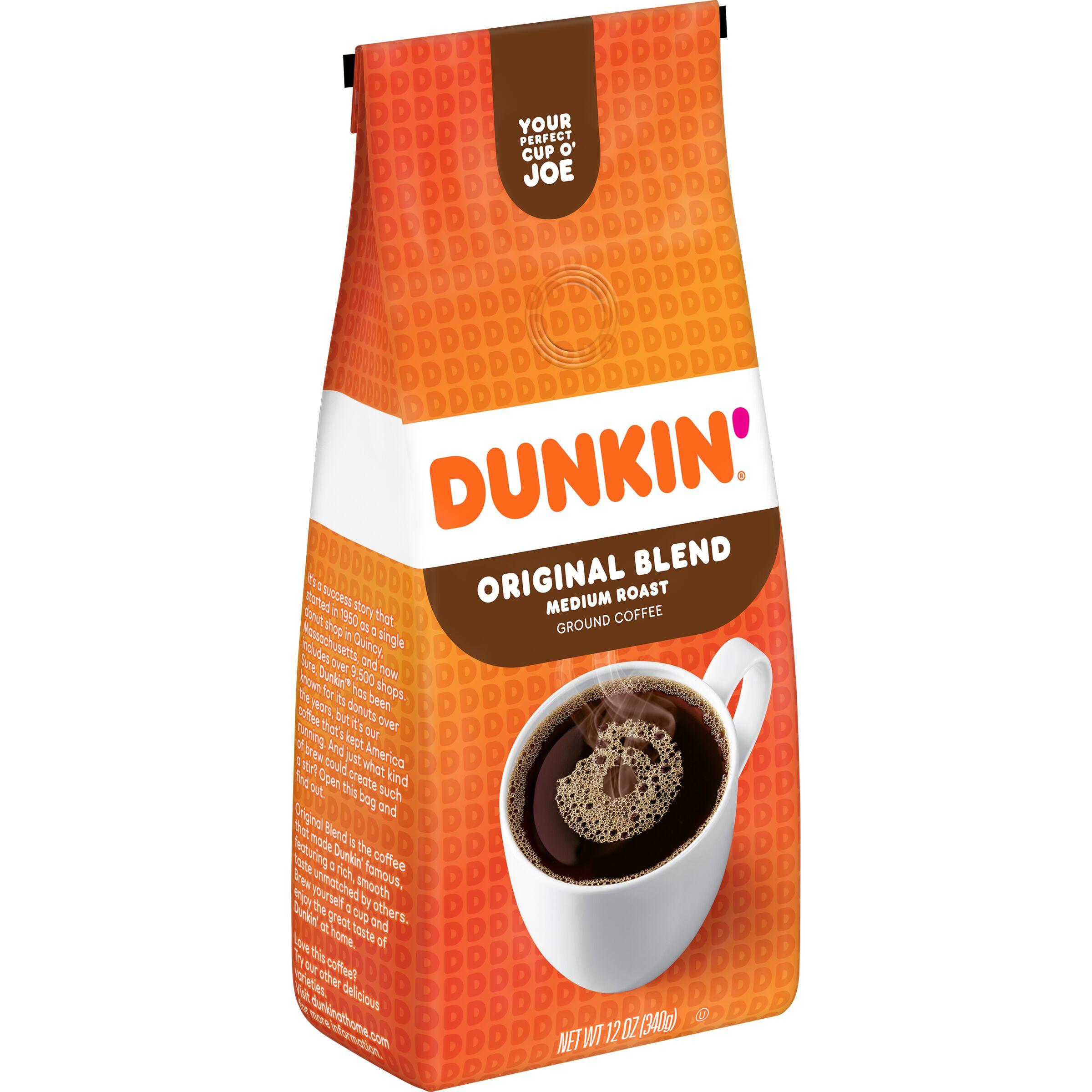 Dunkin'  Original Blend Coffee